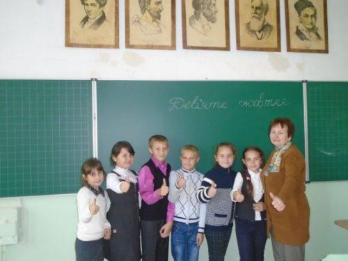 Николаевская школа № 33 получила ко Дню учителя подарок от Компании ТСО
