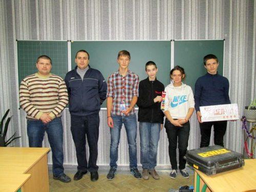 Компанія ТСО зробила подарунок до дня Святого Миколая «Харківському спеціальному навчально-виховному комплексу № 7»