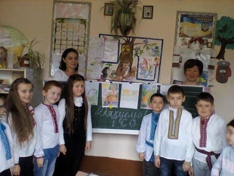 Вихованці Погарського НВК «ЗОШ І ст. – ДНЗ» отримали подарунок від Компанії ТСО