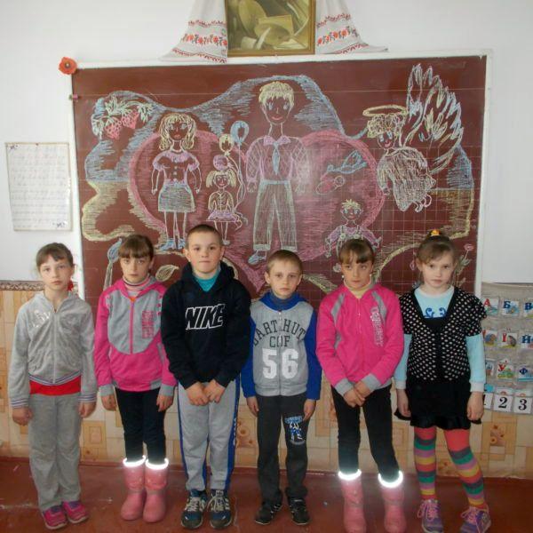 Загальноосвітня школа І ступеня с. Дорогиничі(1)
