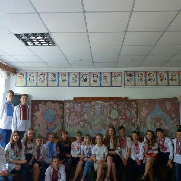 Дошкільний навчальний заклад - загальноосвітня школа І-ІІІ ступенів №15, 8 клас