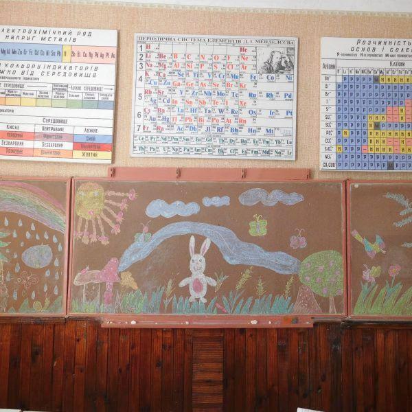 Красногорівська ЗОШ І-ІІІ ступенів, 5 клас
