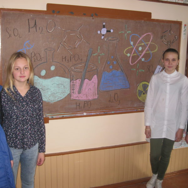 Владиславівська ЗОШ I-II ступенів, 8 клас