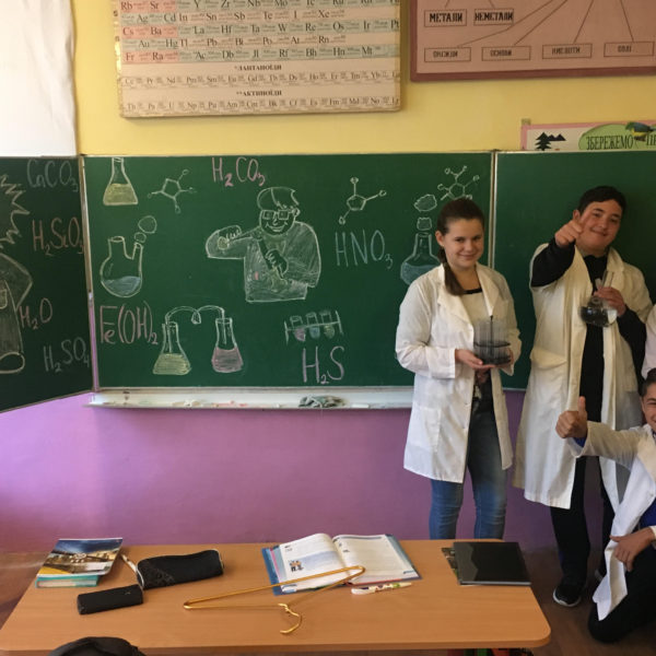 НВК №1, м.Хуст, 9 клас