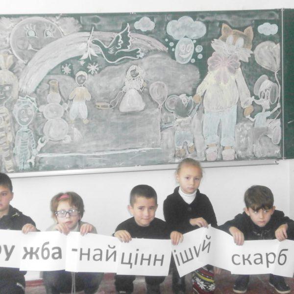 Великотроянівська ЗОШ 1.1