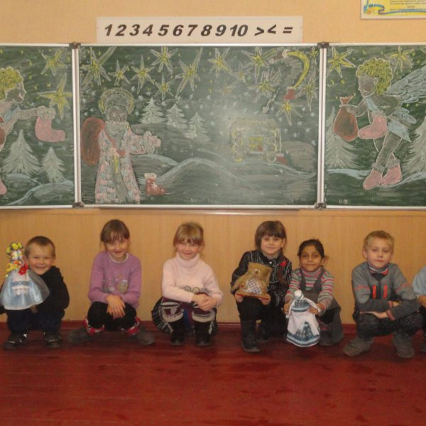 ЗОШ № 4 м. Тростянець Сумської області, 2 клас
