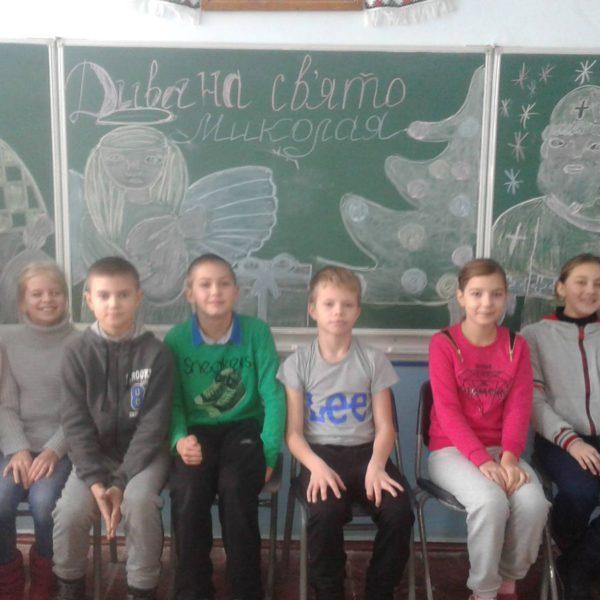 Росавська ЗОШ, Миронівський район