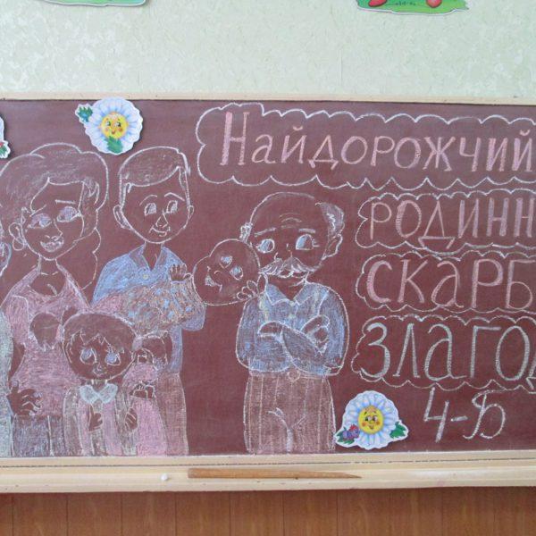 ЗОШ №4_м.Дунаївці_ 4Б