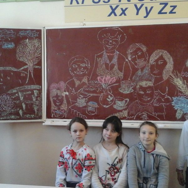 НВК_с.Залісці_6 клас