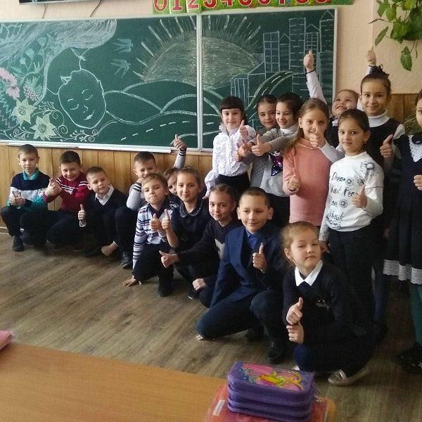 Гімназія№3_м.Чернівці_2Б